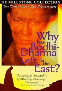 why has boddhidharma